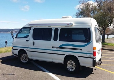 Campervan Hire New Zealand | Motorhome Rental NZ | Book Now