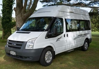 2 Berth Campervan with Shower/Toilet