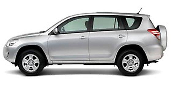 Mighty 4wd Suv Toyota Rav 4 Or Similar