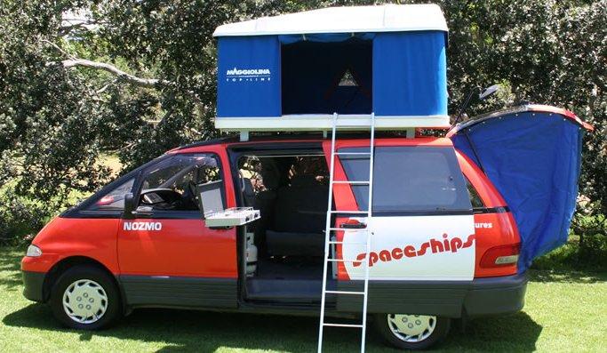 Rent Camping Car New Zealand