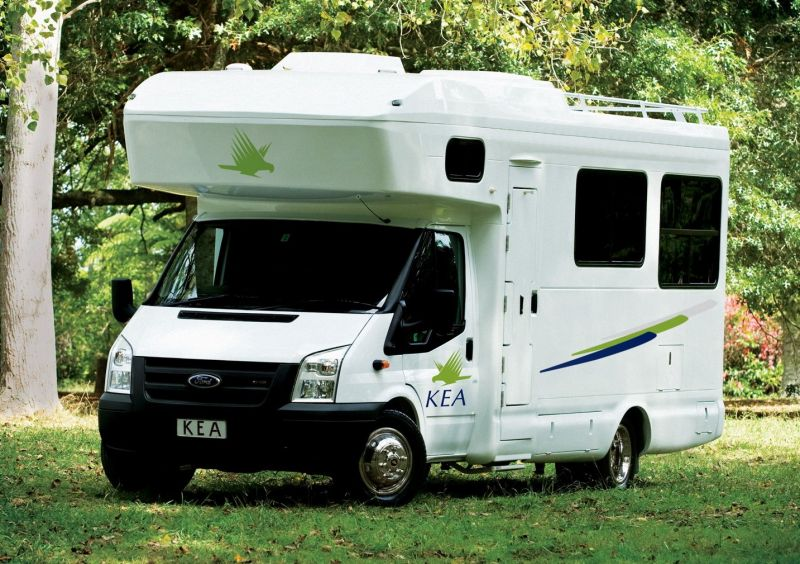 Kea Super Deluxe 4 Berth 4 5 Berth Motorhome New