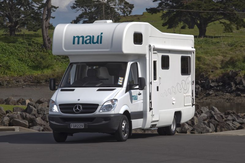 Maui Platinum River 6 Berth 6 7 Berth Motorhome New