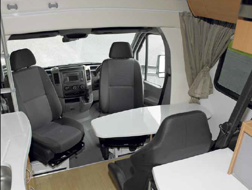 alpha 4 berth auto one way hires 4 5 berth motorhome new zealand motorhomes. Black Bedroom Furniture Sets. Home Design Ideas