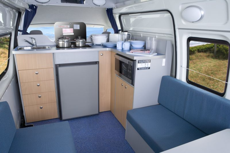 Ask A Question About The Britz Voyager 4 Berth With Free