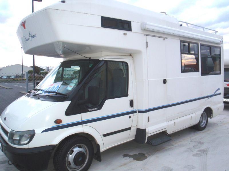 Rv Rentals Transit 4 Berth 4 5 Berth Motorhome New