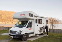 New Zealand Motorhome And Campervan Bookings New Zealand