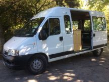 Adventure Fiat 2 Berth  for 25+ hires