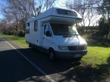 Adventure Mercedes 4/5 berth (2007 Model) Auto