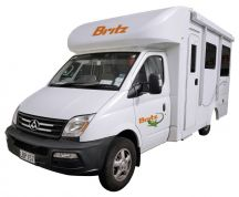 Britz Discovery 4 Berth (Kiwi Special)