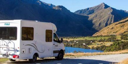 Book a Campervan | New Zealand Motorhomes