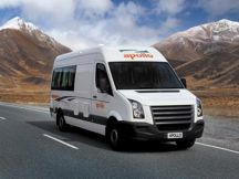 Apollo Euro Tourer 2 berth  (FLEX RATES)