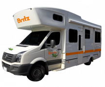 Britz Frontier 6 berth (FLEX RATES)