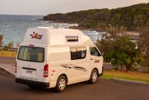 Hippie Endeavour 4 Berth Camper (FLEX RATES)
