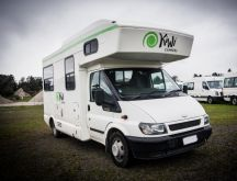 Kiwi Cheviot 4 Berth