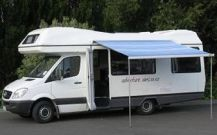 Adventure Mercedes 6/7 Berth (2009 Model) Auto