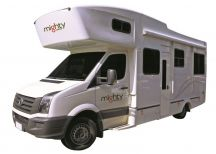 Mighty Big Six 6 berth (FLEX RATES)