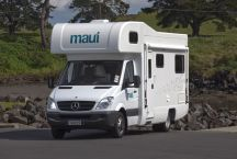 Maui Platinum River 6 Berth (FLEX MODEL)