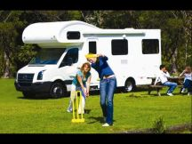 RV Rentals 6 Berth 2012