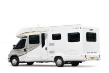 Sunrise Fiat Trail Tribute 720 (2017) 6 BERTH