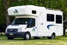 Tui Trail Blazer 4 Berth