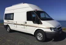 Sweet As 2 berth ST 2005 Transit Camper
