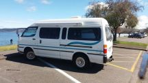 Sweet As 2 Berth/2 Seat HiTop wind out Awning