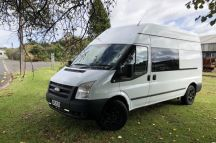 Sweet As 3 berth HiTop 2009 Transit Camper