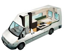 RV Rentals 2 Berth ST