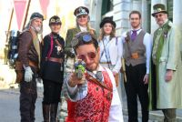 Oamaru - Steampunk Capital Of New Zealand