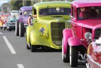 Whangamata Beach Hop - Hot Rods, Motorbikes and Rock 'n' Roll Baby!