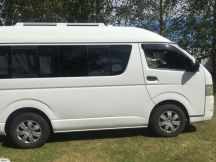 Sweet As 2005 Hiace 2 berth