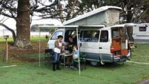 Sweet As 1995 Hiace 2 berth