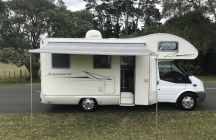 Sweet As Ford Transit 6 Berth