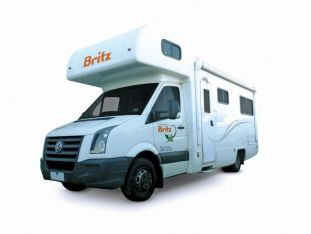 Britz Vista 6 berth (FLEX RATES)