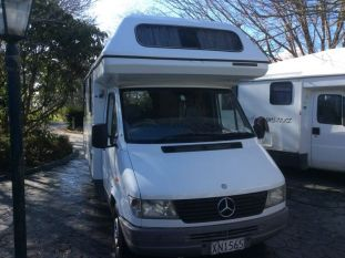 Adventure Refurbished Mercedes 4/5 berth (1999)