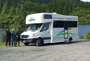 Alpha 6 Berth Automatic (South to North Advantage Plus Rates)