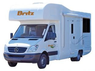 Britz Explorer 4 Berth  (FLEX RATES)