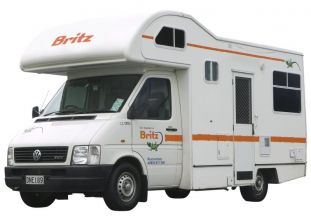Britz Explorer 4 Berth Automatic NZ OR AUS LICENCE HOLDERS ONLY