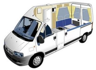 Econocamper Duke 2 berth ST