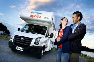 Apollo Euro Deluxe 6 Berth  (Pre- Christmas 2017 Special - Christchurch to Auckland/Christchurch to Christchurch)