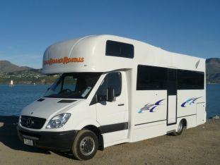 RRR Mercedes 6 Berth CHRISTCHURCH  Offer  - expired