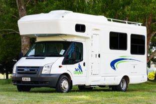 Tui Trail 2008-10 Explorer 6 berth