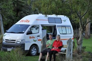 Britz Hi Top 2-3 Berth NZ OR AUS LICENCE HOLDERS ONLY