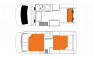 Britz Voyager 4 berth (FLEX RATES)