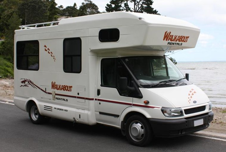 Walkabout Transit 4 5 Berth 4 5 Berth Motorhome New