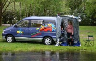 Tui Backpacker Sleepervan
