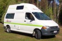 Discover 2 berth Hi Top