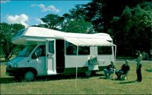 Adventure Fiat 6 berth
