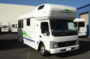 Convoy Tour - United 4 berth
