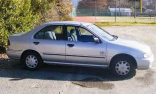 Group C: 4 dr sedan Nissan Pulsar (Discover) Expired